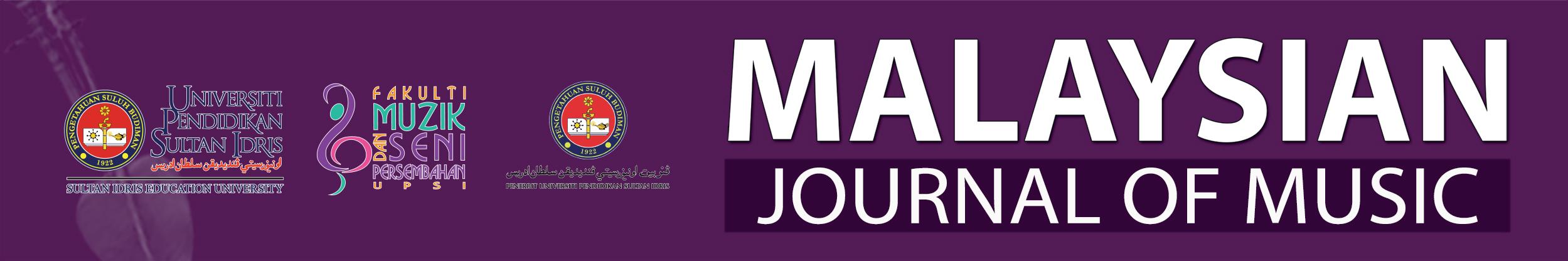 Malaysian Journal of Music, MJM